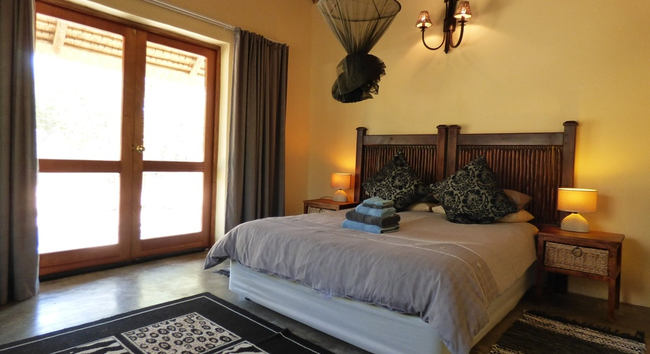 A relaxing lodge experience in the Greater Kruger
